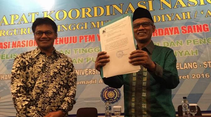 Ketua PP Muhammadiyah, Haedar Nashir