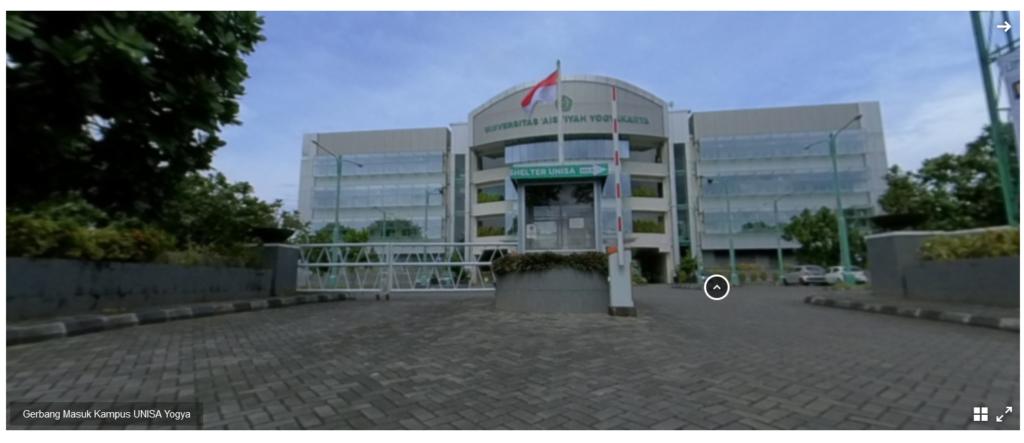 wisata maya kampus UNISA Yogyakarta